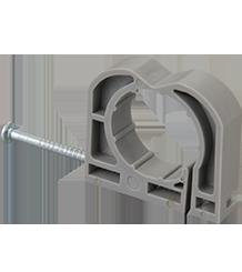 Garras de tubo (tenaza en J completa) para tubería PEX de 1/2